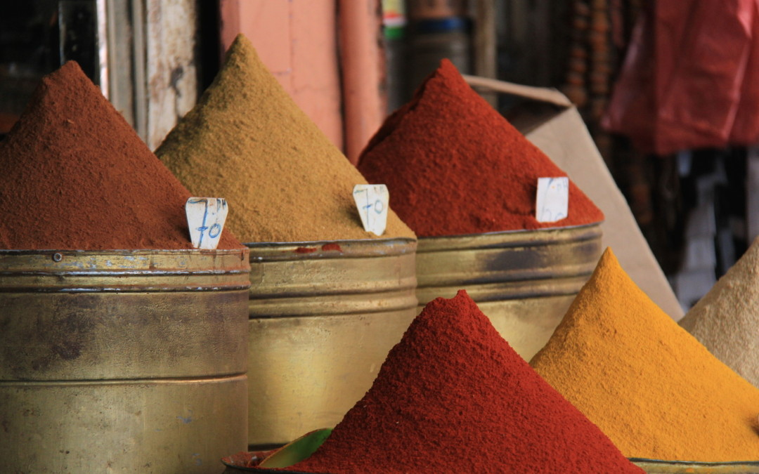 Marrakesh Spices & Tantalising Tagines