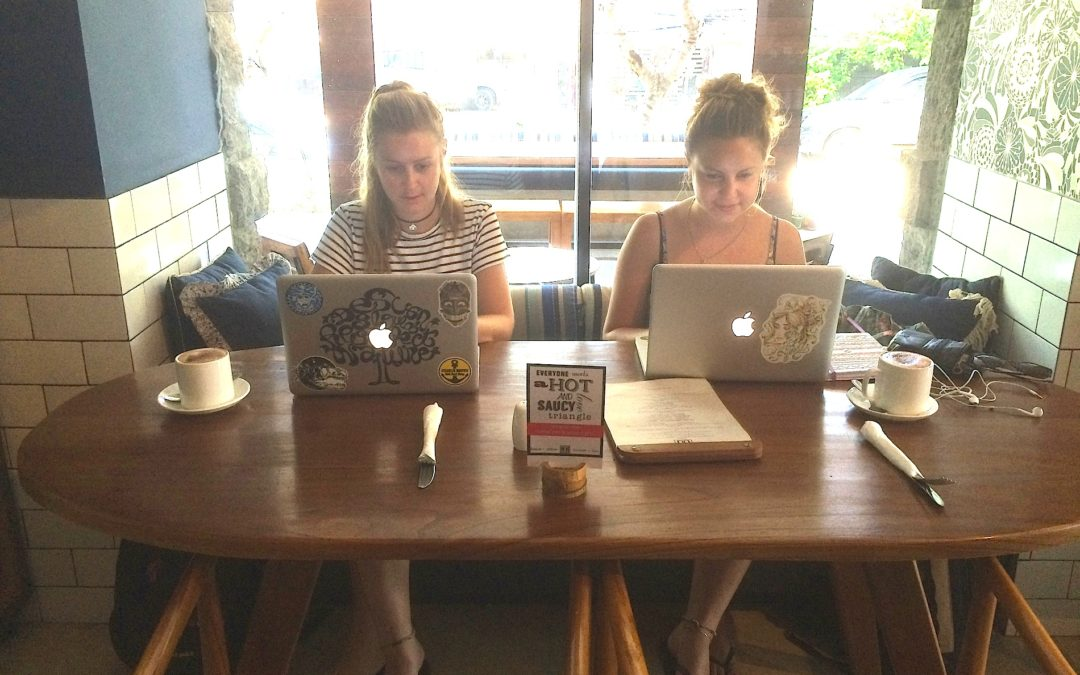 Reinventing the real… in Canggu, Bali